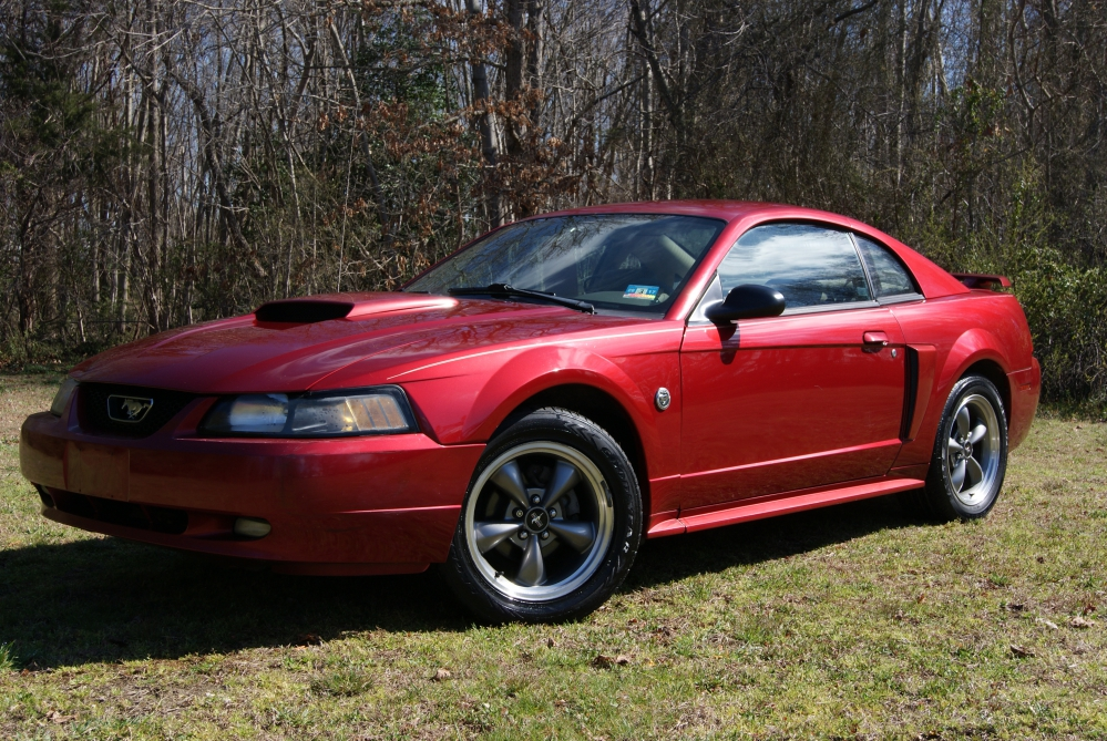 2004 ford mustang gt 40th anniversary ebay. Black Bedroom Furniture Sets. Home Design Ideas